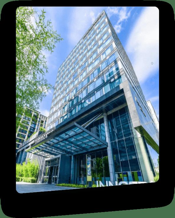 博斯腾科技总部大楼